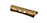 Metal Handle 10399 - Furniture handles - Gem